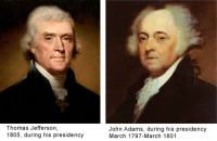 The Simultaneous Deaths of Thomas Jefferson and John Adams